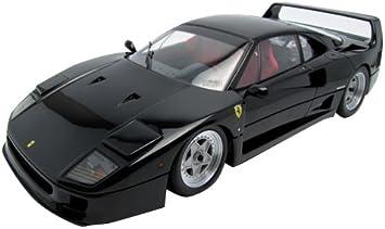 Kyosho 8602bk Vehicle Miniature Model Scale Ferrari F40 Black Echelle 1 12 Amazon De Spielzeug