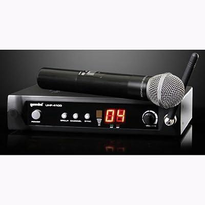 Gemini DJ UHF4100M Wireless Handset Microphone