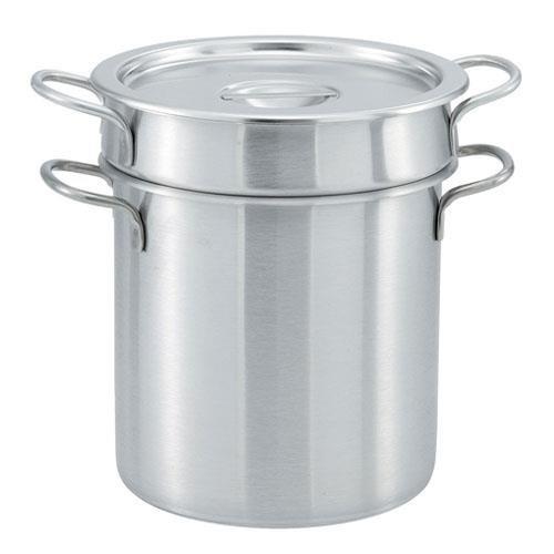 Vollrath 77110 S/S 11.5 Quart Double Boiler Set w/ 11 Quart Inset