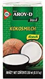 100% Coconut Milk - 8.5 Oz (6-pack) by Aroy-D-SET OF 4