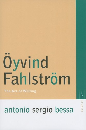 Oyvind Fahlstrom: The Art of Writing (Avant-Garde & Modernism Studies) by Brand: Northwestern University Press