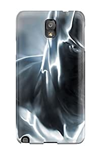 Case Cover Silver Surfer/ Fashionable Case For Galaxy Note 3