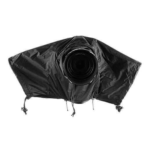 Run Shuangyu Waterproof Rain Cover Protector for Nikon Fujifilm Canon Sony Mirrorless DSLR Camera by Run Shuangyu