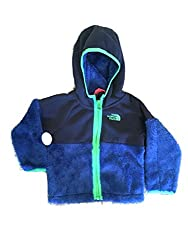The North Face Infant Chimborazo Hoodie Monster Blue
