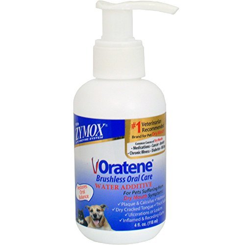 Pet King V-Oratene Drinking Water Additive 4 oz by Pet King