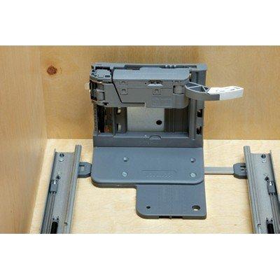 Blum BZ10NA20UGUS TANDEM SERVO-DRIVE Set for Electric Push to Open Drawer System, Grey (Servo Hardware)