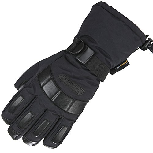 FREE SOLDIER Men's Gloves Winter Snow Skiing Waterproof Full Finger Tactical Gloves