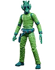 STAR WARS F2804 The Black Series Greedo 6-Inch-Scale Lucasfilm 50th Anniversary Original Star Wars Trilogy Collectible Figure, Kids Ages 4 and Up Green