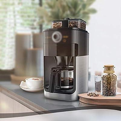 LNDDP Cafetera Americana, cafetera para el hogar, cafetera ...