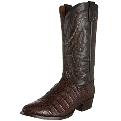 Dan Post Men's Birmingham Western Boot,Chocolate,7.5 D US