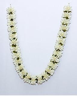 Buy samriddhi plastic artificial jasmine flowers garlands for daedal crafters jasminum garlandwhite dc27wrc mightylinksfo