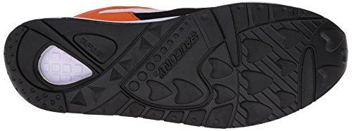 Saucony Grid 9000 Uomo Formatori Black Orange - 7 UK