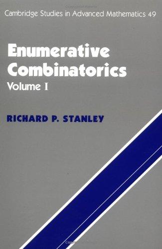 Enumerative Combinatorics Vol.1