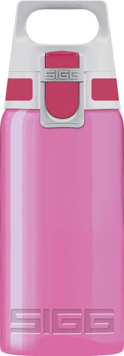 Sigg 8685.90Unisex Adult Water Bottle, Pink