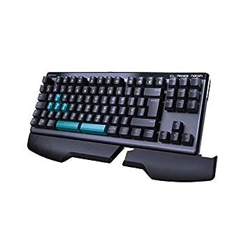 Nacon PCCL-750OMSP - Teclado Gaming óptico para PC con iluminación: Amazon.es: Informática