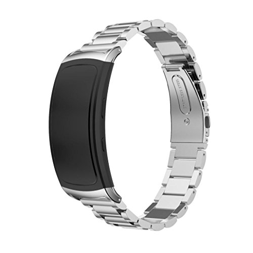 creazyr-new-stainless-steel-bracelet-smart-watch-band-strap-for-samsung-gear-fit-2-r360-silver