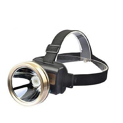 Grh K8535W LED forte lumière batterie longue portée phares lampe de poche