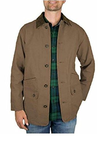 Orvis Quilted Jacket - Orvis Barn Jacket X-Large Tobacco