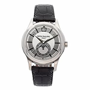Patek Philippe Complications automatic-self-wind mens Watch 5205G-001 (Certified Pre-owned)
