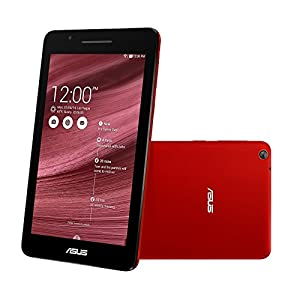 ASUS MeMO Pad 7 ME171C レッド ( Android 4.4.2 / 7inch / Atom Z2520/ RAM 1GB / eMMC 16GB / BT4.0 / Wi-Fi 対応 ) ME171C-RD16