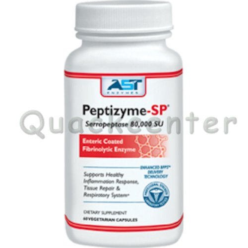Peptizyme-SP (4 Bottles (120 Capsules Each)) by ASTEnzymes