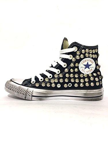 All Star Chaussures Converse Noir Salut W Brun Vst2FhkgHO