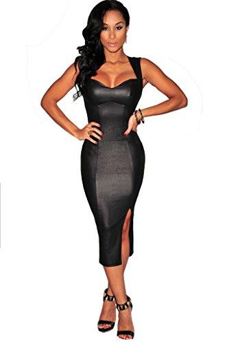 KSHUN (Black Masquerade Dress)
