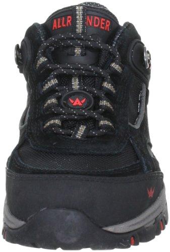 De C 1 Mujer suede Mesh Niagara tela Mephisto P2001900 Cuero Senderismo Para Allrounder 1 Negro Zapatillas Black By wtnBq8aSx7