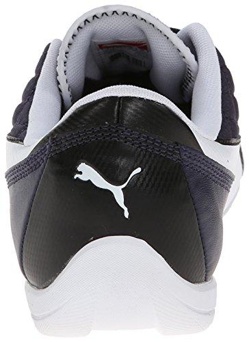 Puma Mens Drift Cat 6 Sportsport Mode Sneaker Peacoat / Blanc / Noir