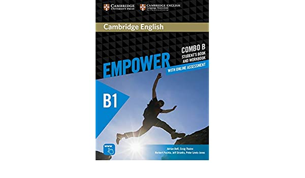 Cambridge English Empower Pre-intermediate B1 Combo B. Students book: Students book including Online Assesment Package and Workbook: Amazon.es: Libros en idiomas extranjeros