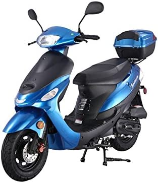 New 50cc Gas Fully Automatic Scooter