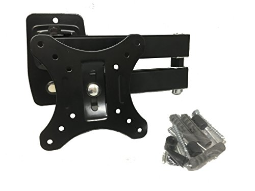 101AV Full Motion LCD LED Plasma TV monitor Wall Mount Bracket 10
