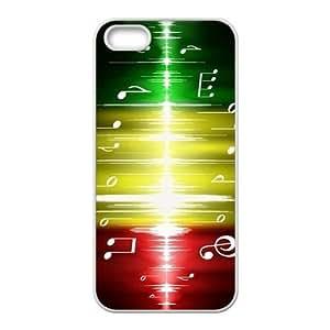 Classic Case theme pattern good life rhythm Custom Design For Apple iPhone 5,5S Phone Case