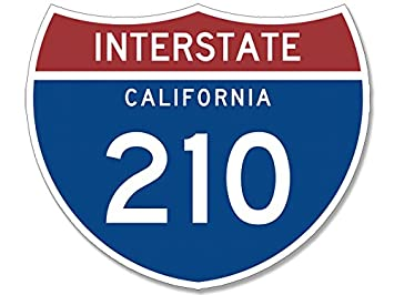 Beware: Stretch of 210 Foothill Freeway closed for 55 hours ...