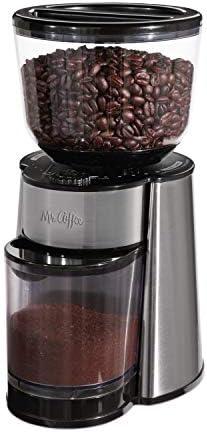Mr. Coffee Automatic Burr Mill Coffee Gr