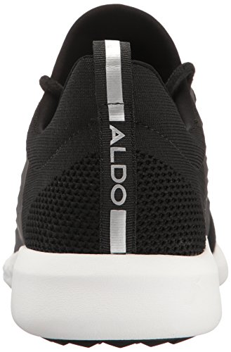 Sneaker Aldo Mens Mx.0 Fashion In Pelle Nera