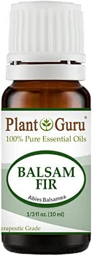 Balsam Fir Essential Oil 10 ml. 100% Pure Undiluted Therapeutic Grade.