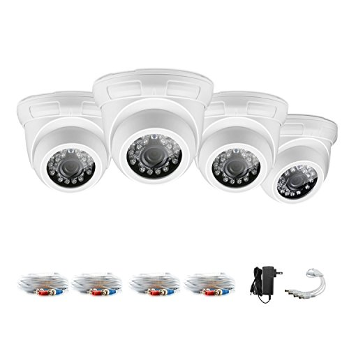 Annke Surveillance Weatherproof Security Included