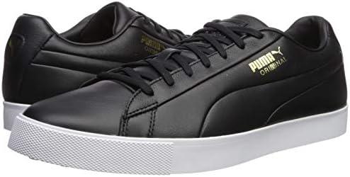 PUMA Golf Men's OG Golf Shoe, Black, 7 Medium US: