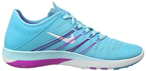 6 Training Blue Womens Violet Shoes Nike Hyper Glow Gamma White Fuchsia TR Free Zwqwn4IR0t