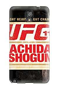 Faddish Phone Artistic Ufc Poster Case For Galaxy Note 3 Perfect Case Cover