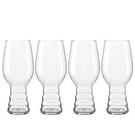 Amazon Com Spiegelau 4991382 Ipa Craft Beer Glasses Set Of 4