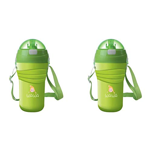 Water Bottle for Kids (Pack of 2)