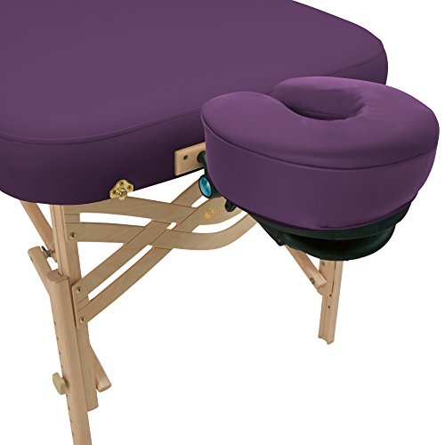 StrongLite Massage Face Cradle Cushion Cloud Comfort - Massage Table & Massage Chair Headrest Pillow / 100% PU Cover