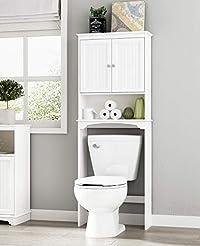 Spirich Home Bathroom Shelf Over-The-Toi...