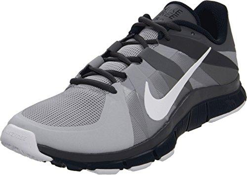 (Nike Women's Flex TR 7 Indigo Training Shoe Binary Blue/Metallic Silver/Blue Jay Size 8.5 M US)