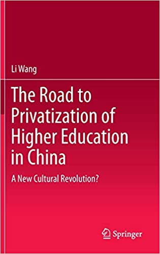 The Road To Higher Education With >> The Road To Privatization Of Higher Education In China A New