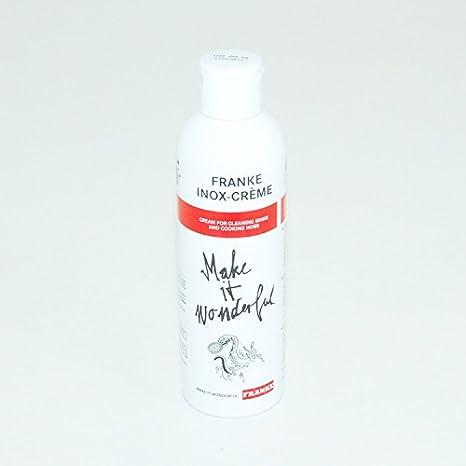 Amazon.com: Franke inox-creme Crema, para limpieza de ...