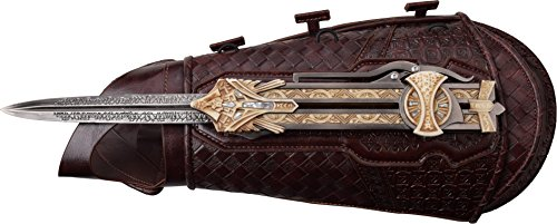 (Assassin's Creed MC-AC-03L Aguilar's Hidden Blade & Gauntlet Officially Licensed Replica, 12