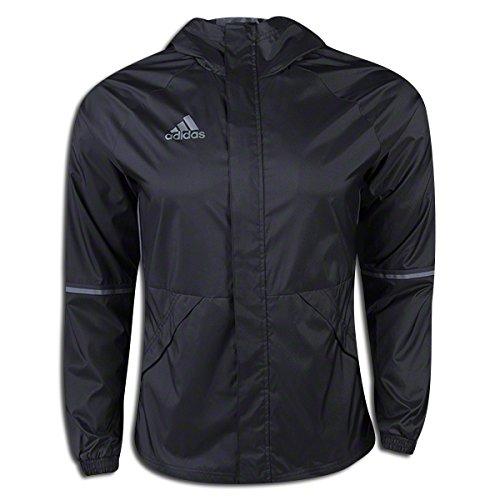 Adidas Condivo 16 Mens Soccer Rain Jacket XL Black-Vista (Adidas Condivo Jacket)